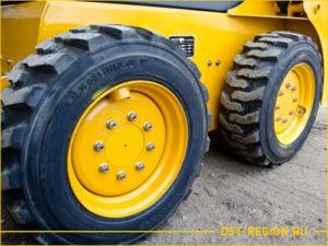 Большие шины для спецтехники