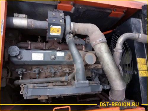 Двигатель экскаватора Doosan