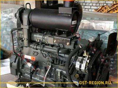 Двигатель Weichai WP4G95E221 для спецтехники на складе, новый